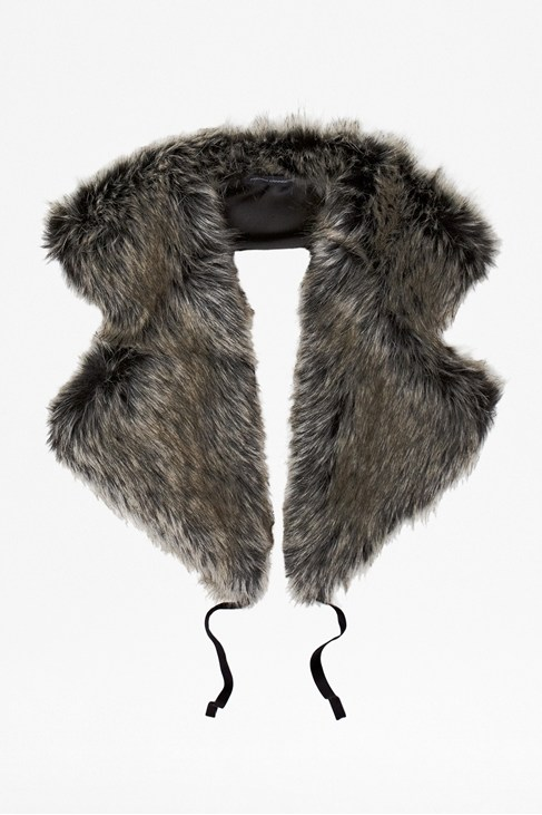 Liberty Faux Fur Collar
