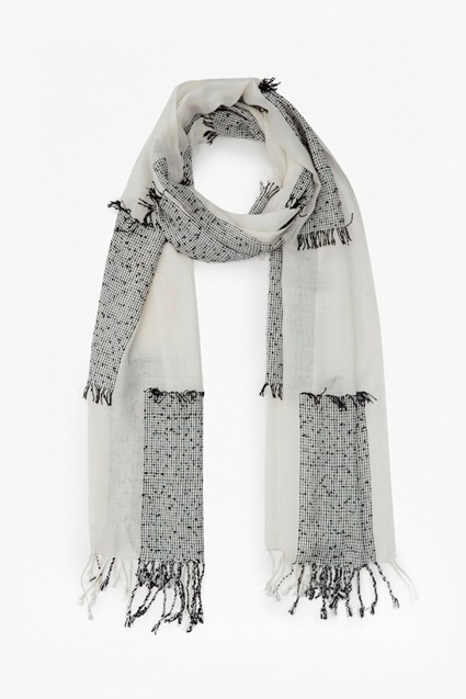 Hopsotch Woven Scarf