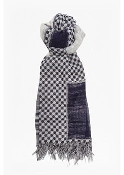 Patchwork Woven Scarf