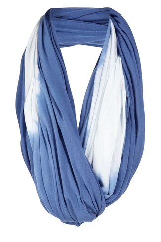 Flower Tie Dye Snood