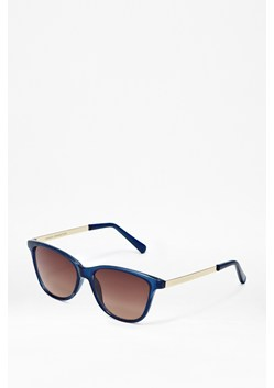 Crystal Retro Sunglasses