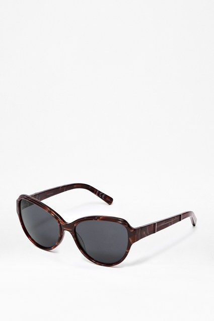Demi Smoke Sunglasses
