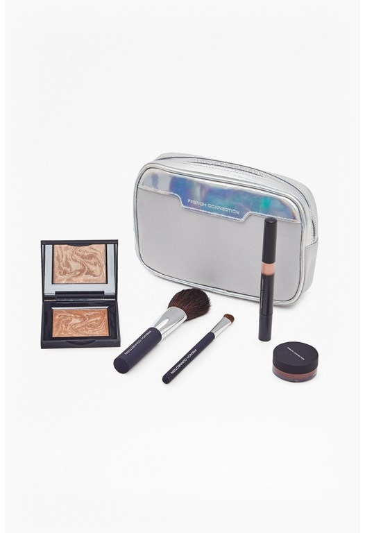 Gleaming To Go Bronzer Gift Set