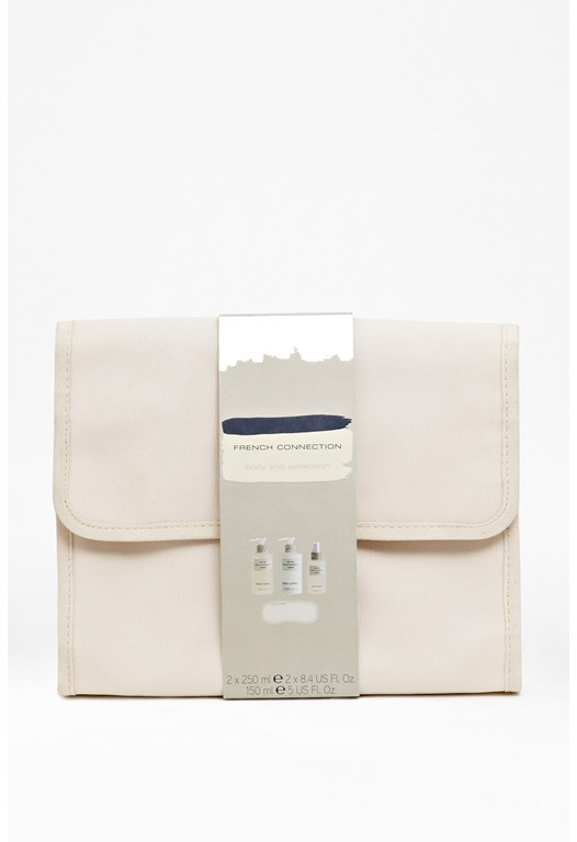 Body Trio Collection & Washbag