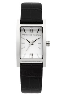 Bailey Crystal Leather Watch