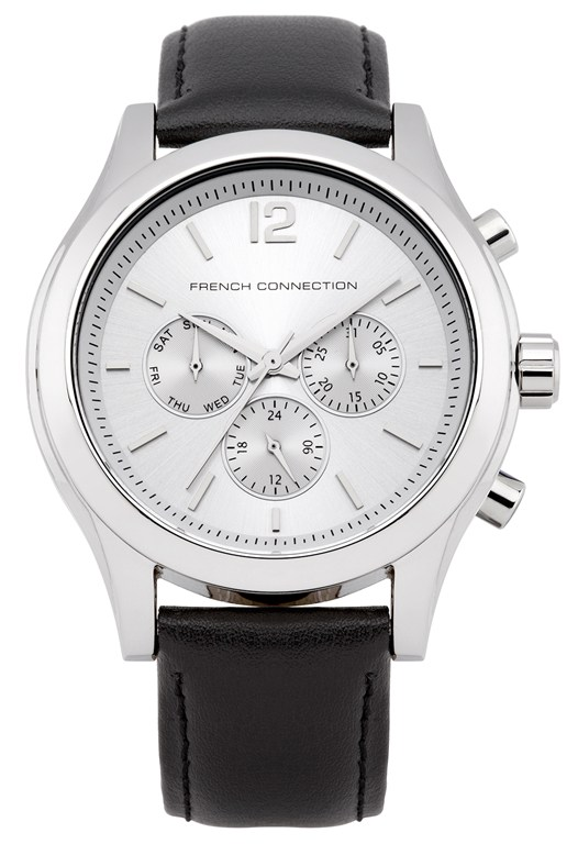 Mayfair Leather Watch