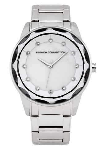Broadway Crystal Bracelet Watch
