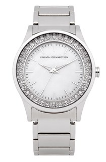 Brooke Crystal Bracelet Watch