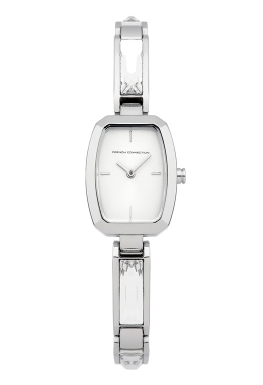 ACACIA Stainless Steel And Swarovksi Watch