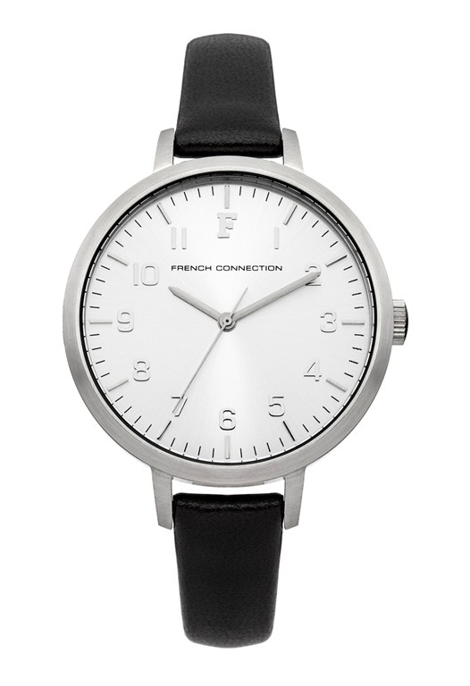 ROSEBERY Brushed Leather Strap Watch