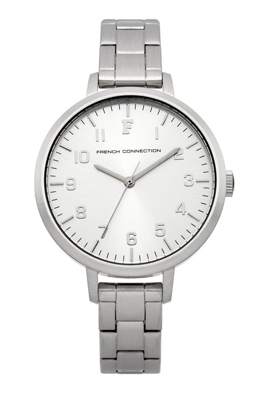 Brushed Steel Bracelet Watch