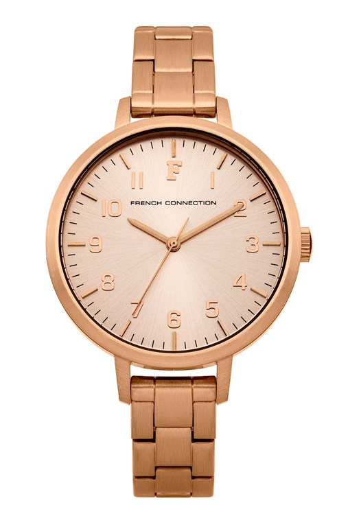 ROSEBERY Brushed Steel Bracelet Strap Watch
