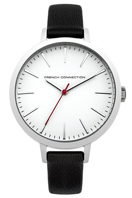 Polished Double Strap Watch