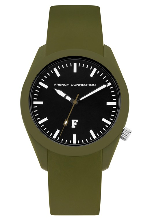 Parker Style Silicone Watch