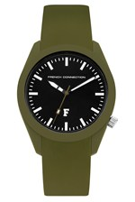 Looks Great With Parker Style Silicone Watch