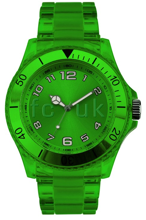 Resin Plastic Watch