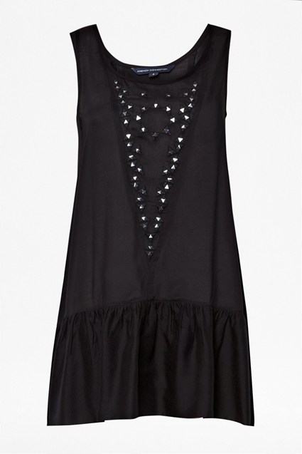Emily Embellished Beach Dress