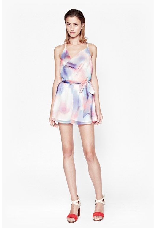Soft Spray Playsuit