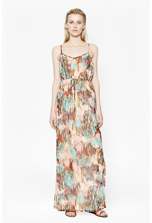 Miley Beach Maxi Dress
