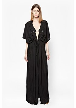 Embellished Maxi Cover Up