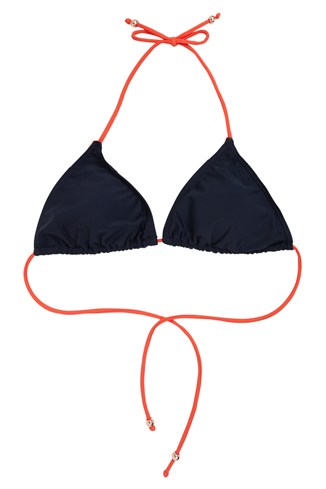 Plains Triangle Bikini Top
