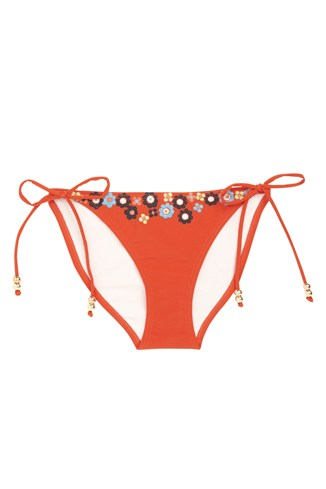 Rose Bud Bikini Briefs