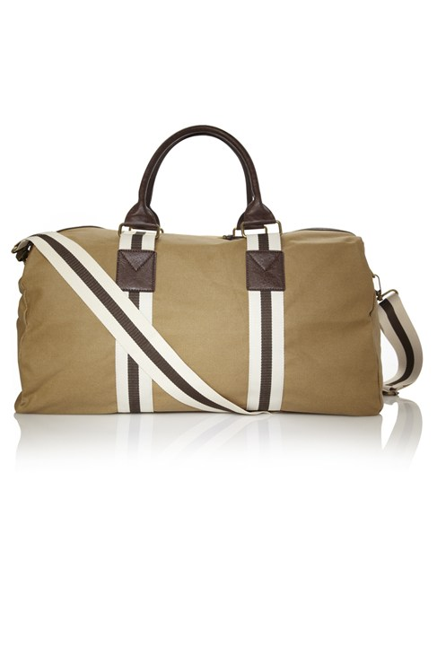 Gallery Canvas Holdall