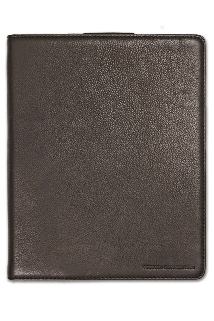 Drummed Dried Leather Tablet Case