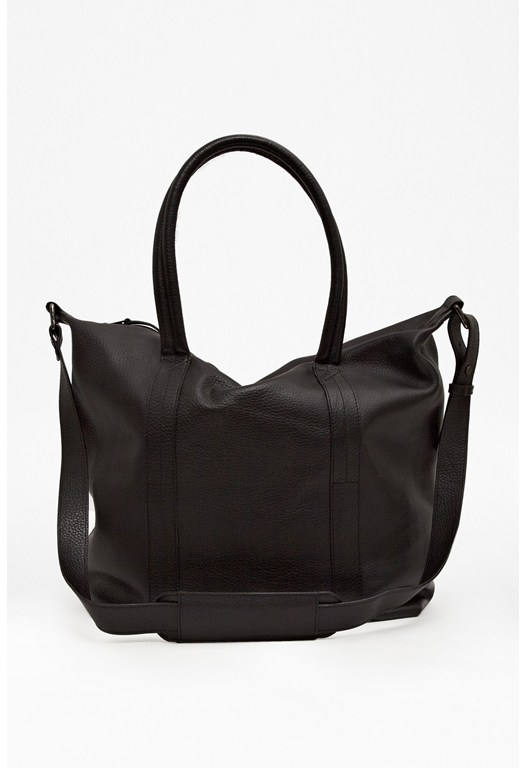 Blake Leather Tote