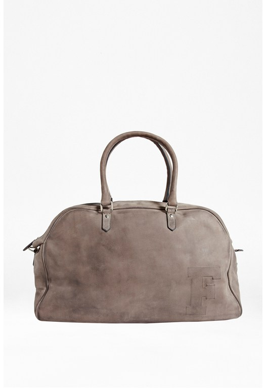 Roland Suede Holdall