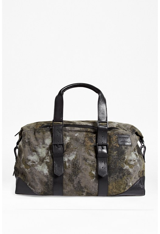 Coby Canvas Weekend Bag