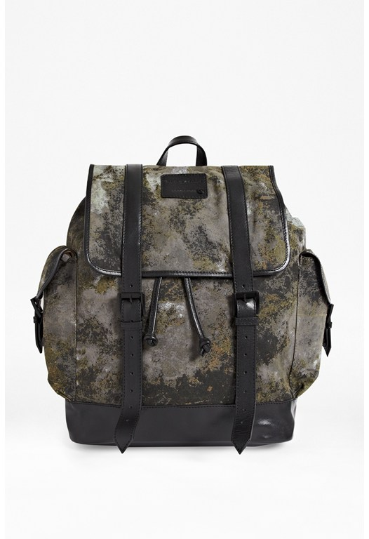 Aden Canvas Backpack