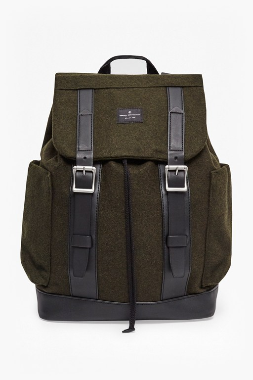 Complete the Look Strike Gold Buddy Backpack
