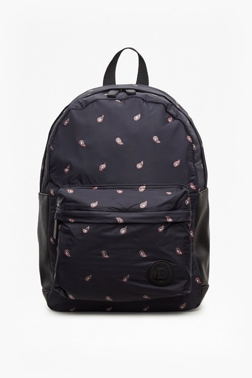 Complete the Look Printed Paisley Backpack
