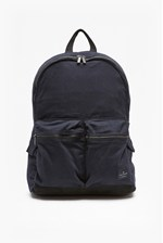 Looks Great With Aviator Zip Pockets Canvas Backpack