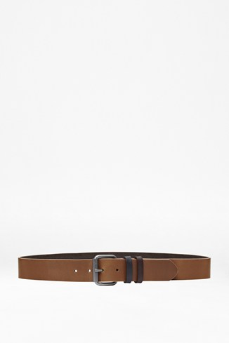 Trinity Leather Belt