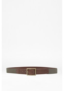 Optional Trials Leather Belt