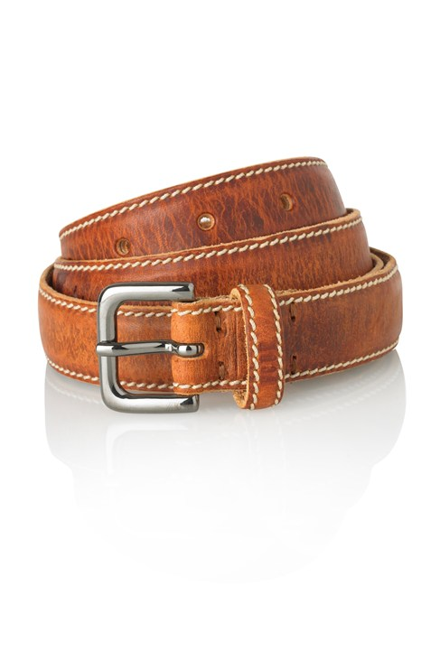 Trimmer Leather Belt