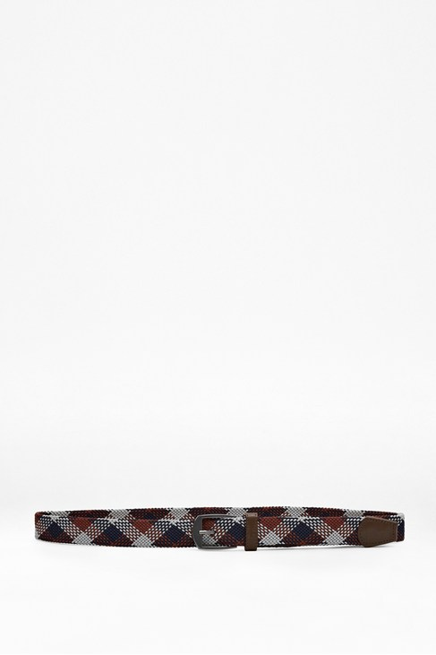 Zane Elasticated Woven Belt