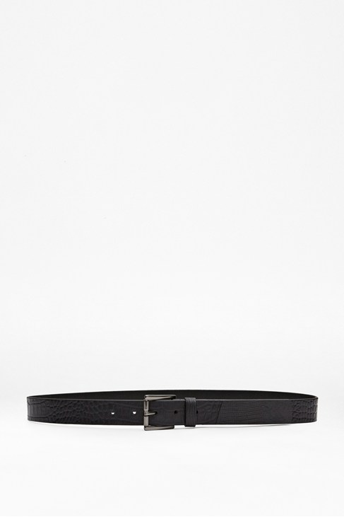 Owen Coated Leather Belt
