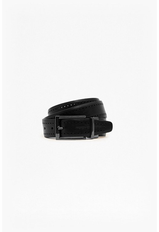Eduardo Formal Leather Belt