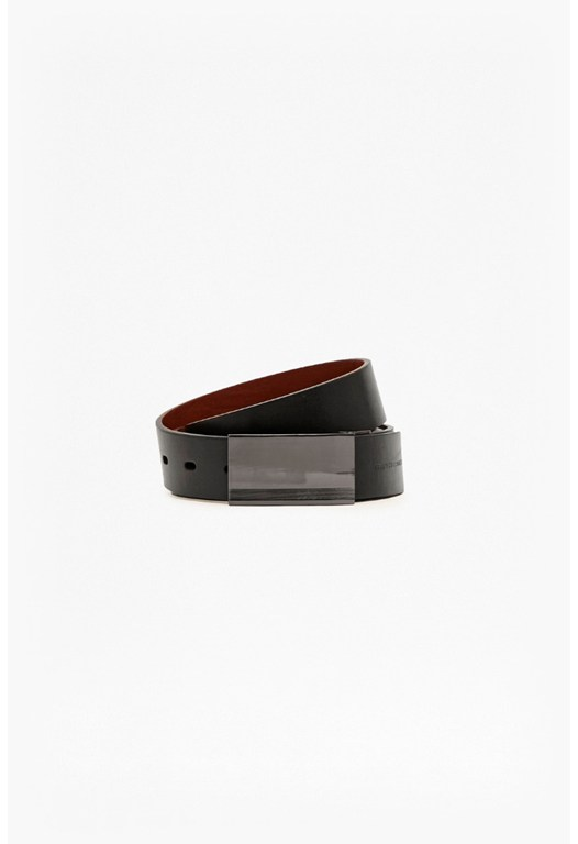 Erico Plaque And Reversible  Belt