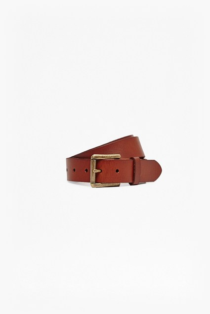 Courtland Update Leather Belt