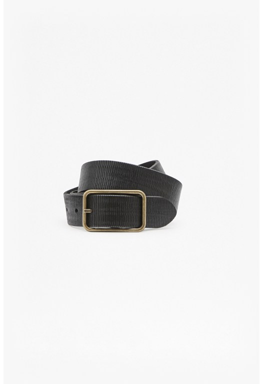 Felix Reversible Leather Belt