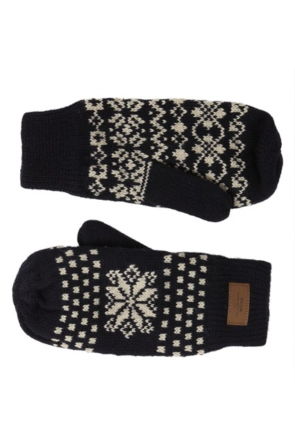 Fair Isle Exhibition Mittens