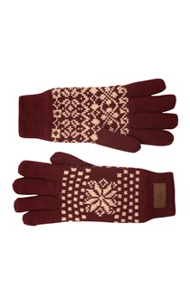 Fairisle Exhibition Gloves