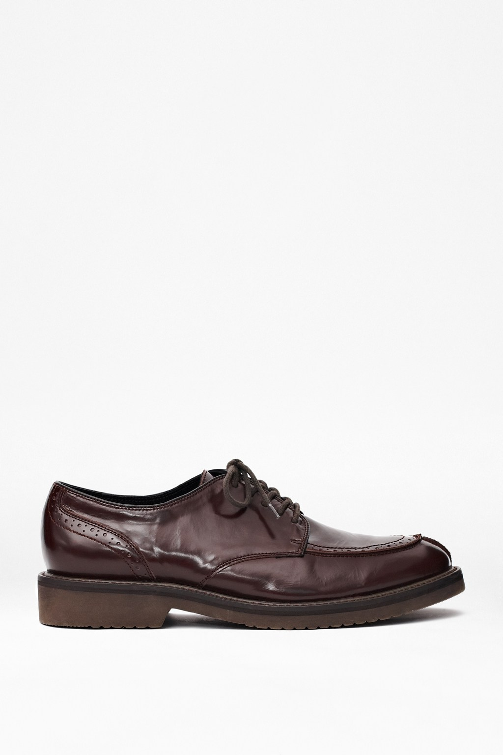 Daley Studded Laced Oxford Shoes : Man Old Season : French Connection