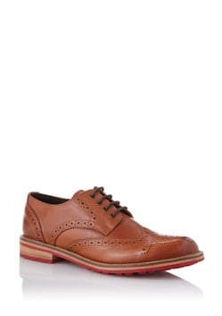 Vegas Cleated Sole Brogues