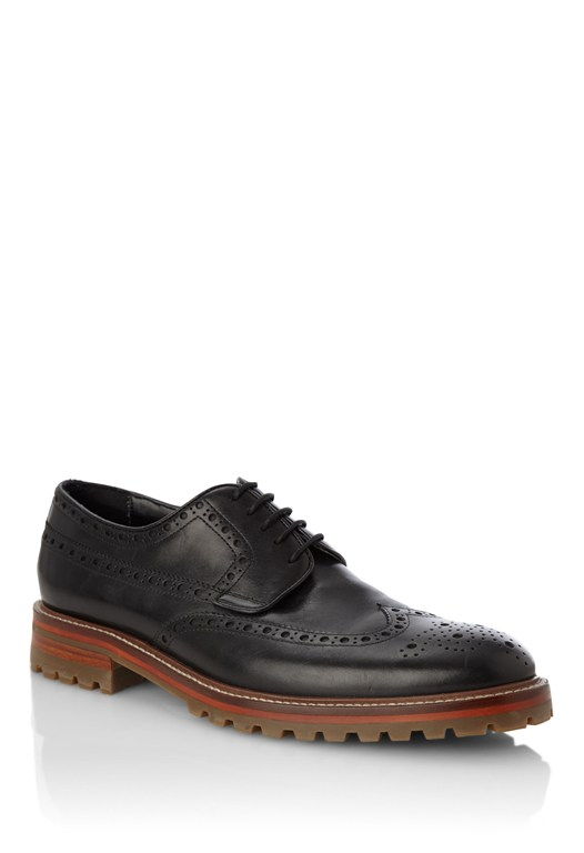 Chuck Leather Brogues