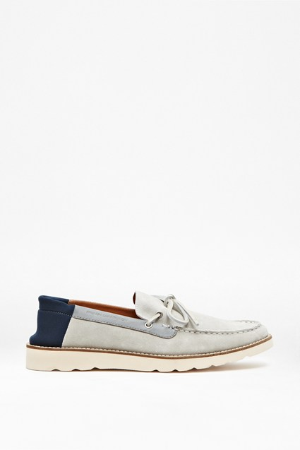 Calisin Suede Boat Shoes